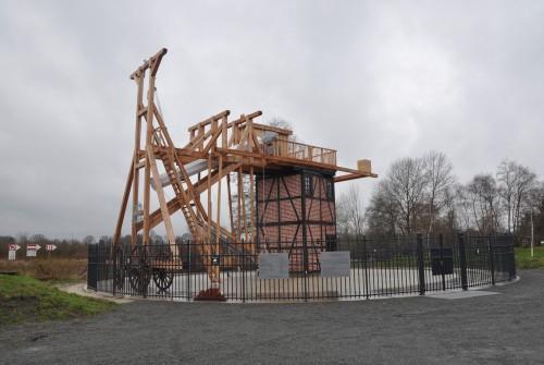 27-Fuß Spiegelteleskop von 1793