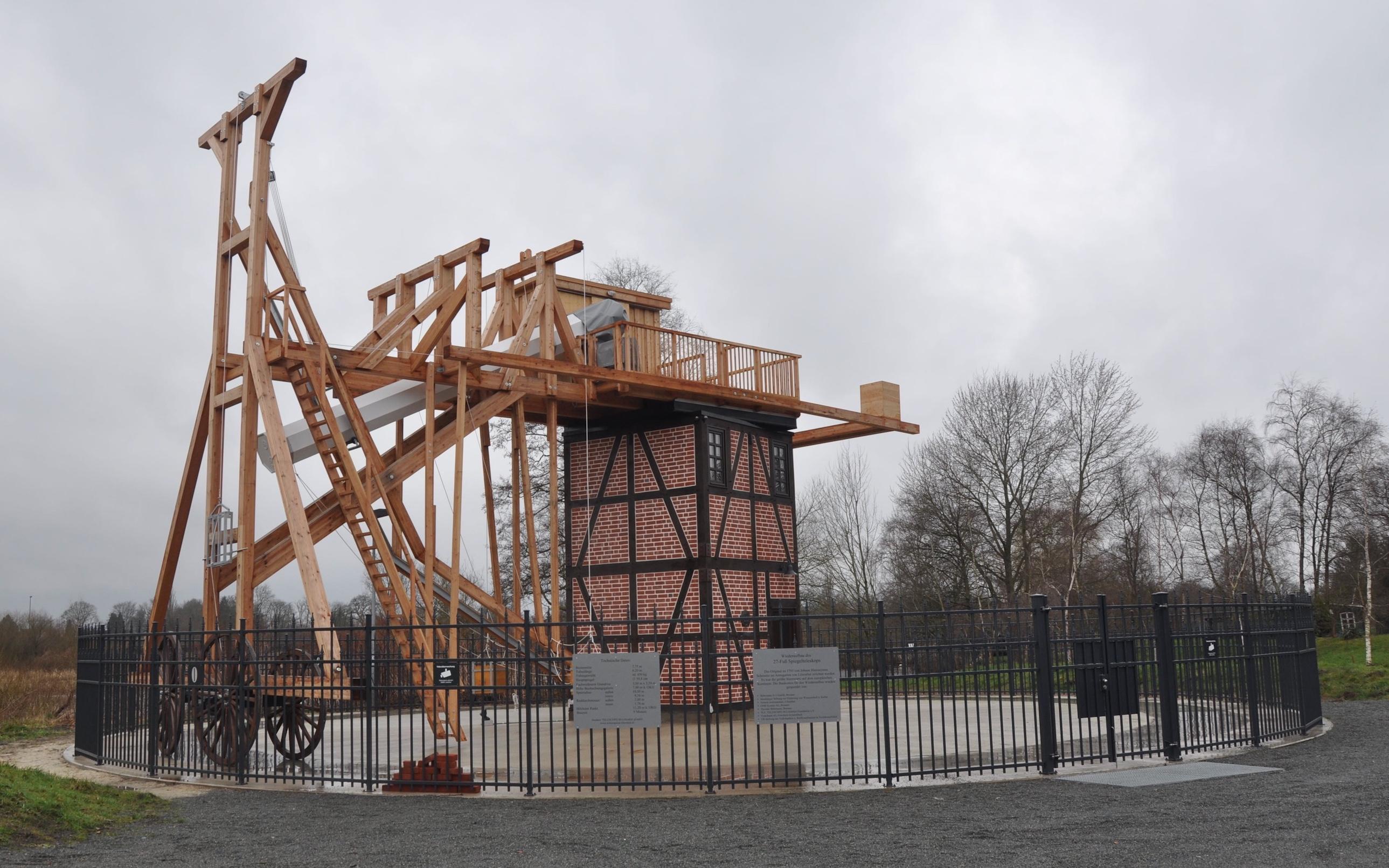 teleskop-allein