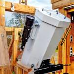 Spiegelteleskop Telescopium Fernrohr